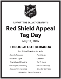 salvation army to host appeal kick off event bernews