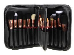 professional makeup tools brand new extravaganza copper kit top 29pcs makeup brushes