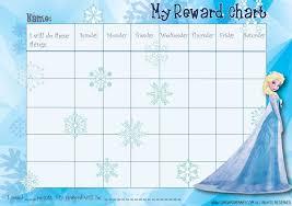 owl reward chart template