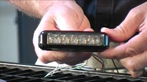 star signal vehicle versastar dlx6 led warning light youtube