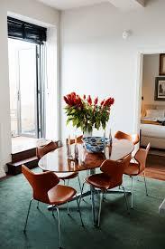 Dining Room Brooklyn by Inside Raden U0027s Founder U0027s Brooklyn Apartment Coveteur