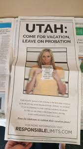 halloween city boise id ad running in idaho urges people not to vacation in utah over new