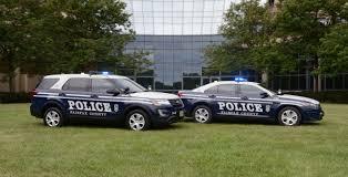 new police car paint scheme
