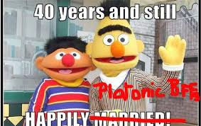 Bert And Ernie Meme - bert and ernie meme pedestrian tv