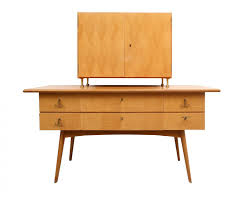 Cherry Wood Desk Cherry Wood Sideboard And Bar Cabinet 1950s For Sale At Pamono