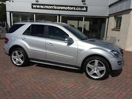 used mercedes m class uk used mercedes m class grand edition for sale motors co uk