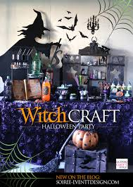 witch themed halloween decorations witchcraft