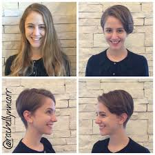 haircuts after donating hair best 25 donating hair ideas on pinterest hair donation near me