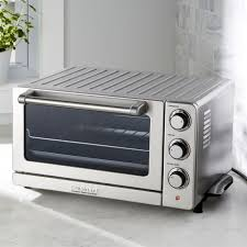 Cuisinart Tob 40 Custom Classic Toaster Oven Broiler Best Price Cuisinart Convection Toaster Oven Broiler Crate And Barrel
