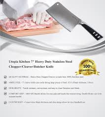 best american made kitchen knives best cleavers top cleavers reviews
