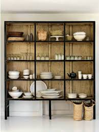 kitchen wall shelves ideas diy idea buy a metal shelving unit put interior walls tops