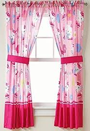 curtains for girls bedroom hello kitty window panels curtains room panel drapes girls bedroom