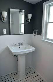 pedestal sink bathroom ideas pedistal sink storage bathroom sinks inspiration ideas