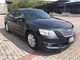 2009 toyota camry black toyota camry 2009 e 2 0 in selangor automatic sedan black for rm