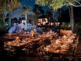 outdoor wedding venues san diego mission bay poolside reception wedding venues