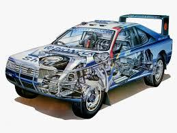 wrecked car drawing ford focus wrc rally car u2026 pinteres u2026