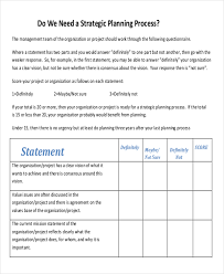 strategic sales plan templates 8 free sample example format