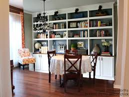 Built In Cabinets In Dining Room The Multi Purpose Dining Room