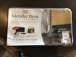 Modern Furniture Consignment by Modern Masters Metallic Paint Application Kit Invio Fine
