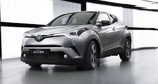 latest toyota toyota c hr india launch in 2018 motorbeam indian car bike news