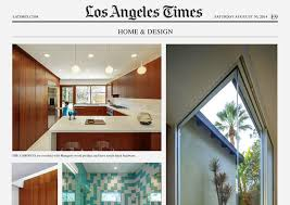 los angles times casey hughes architects residential and
