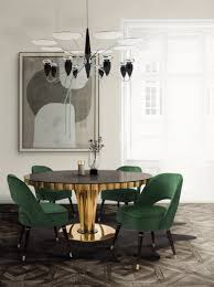 Home Decor Trends In Europe 2018 Color Trends Green Home Decor Ideas With A Mid Century Touch
