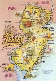 State Of New Jersey Map by New Jersey Colony Project Libguides At Tredyffrin Easttown