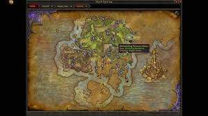 Map Quests Wow Legion Part 10 Azsuna Side Quests Youtube