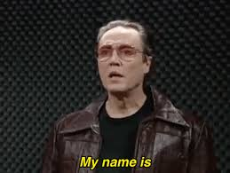 Christopher Walken Cowbell Meme - christopher walken will ferrell gif by ter find download on gifer