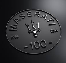 maserati logo drawing maserati starts celebration of first 100 years