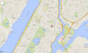 Metro North Harlem Line Map by Harlem Building Blast From The Scene New York Post