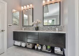 bathroom sink vanity ideas from a floating vanity to a vessel sink vanity your ideas guide