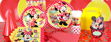 minnie mouse party supplies minnie s cafe party supplies party delights