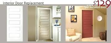 Replace Interior Door Knob Replacing Bedroom Door How Much To Replace Bedroom Door How To