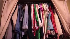 Clothes Storage No Closet Ways To Organize Your Bedroom Diy Organizer Ideas Diy Organizer