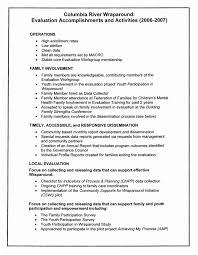 Mental Health Resumes Activities Section Of Resume Resume For Your Job Application