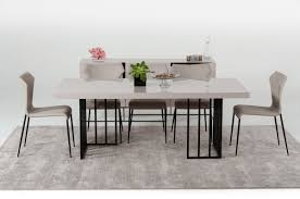 Modern White Dining Room Table Dining