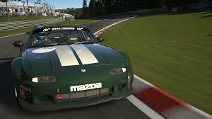 mazda roadster mazda roadster touring car gt6 youtube