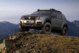 renault rally 2016 renault reveals duster extreme concept pictures dacia duster