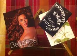 beyonce coffee table book mayakovsky s revolver and that day my heart got run over by a truck