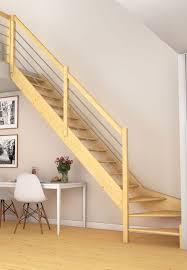 dolle treppe raumspartreppe dolle in buche eiche oder fichte