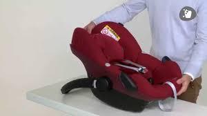 housse eponge siege auto bebe confort housse éponge pour siège auto groupe 0 pebble de bebe confort