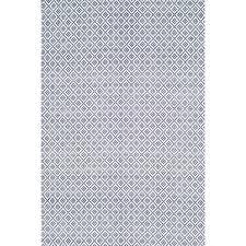 modern u0026 contemporary navy blue and white rugs allmodern