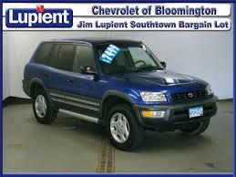 98 toyota rav4 mpg 1998 toyota rav4 120244 confetti blue met bloomington