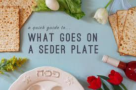 what is on a passover seder plate a guide to what goes on a passover seder plate cool eats