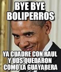 Cuba Meme - adios cuba bye bye boliperros en memegen