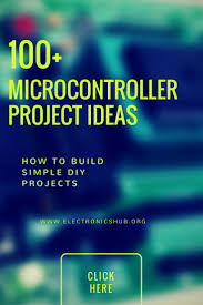 100 microcontroller based mini projects ideas for engineering