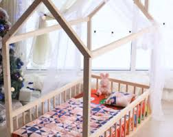 Toddler Bed Tent Canopy Cribe Sizetoddler Bed House Bed Tent Bed Wooden House