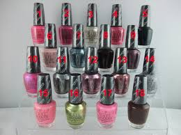 mac sisley make up opi nail polish all colour 03 5oz mac