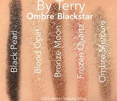 by terry ombre blackstar in 15 ombre mercure reviews lola s secret beauty blog by terry impearlious ombre blackstar gift